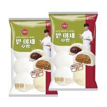팥&야채 호빵 8개입X2개(16개입)