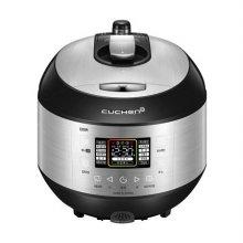 6인용 IH압력 전기밥솥 CJH-BT0650ID [ 압력조절기능 / 클린알림기능 / 냉동보관밥 ]