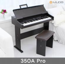 [뮤디스]전자 디지털피아노 350A Pro + 서스테인페달
