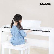 [뮤디스]전자 디지털피아노 MU-8H NEW웨이티드88건반
