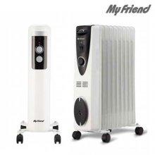 전기 라디에이터  MFR-1905M  [5핀 발열판 / 3단계 온도조절]