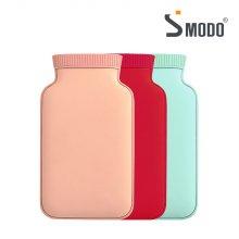 [파우치증정] 양면발열 손난로 보조배터리 SMODO-285_핑크