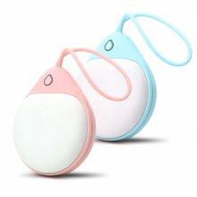 [무료배송쿠폰] NEXT-6000HW-PB 휴대용 손난로 보조배터리 [핑크] 2단계 온도조절