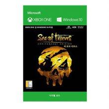 씨 오브 시브스 Anniversary Edition [ XBOX ONE 및 Windows10 ] [ 디지털 코드 ]