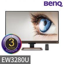 [비밀쿠폰 2% 할인][포토후기작성시 1만원상품권] EW3280U 32형 4K HDR 아이케어 모니터