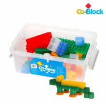 [Co-Block] 코블록 레인보우저스트플레이잇38pcs