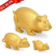 순금 황금쥐 37.5g 24k [기념품 선물]