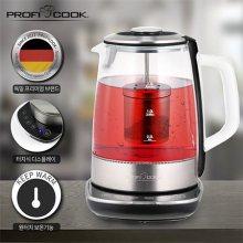 프리미엄 2in1 티 메이커 PCK-1518T [ 1.5L / 온도조절 / 티 바스켓 높이조절가능 / 보온기능 ]