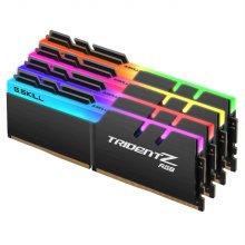 DDR4 64G PC4-25600 CL16 TRIDENT Z RGB (16Gx4)