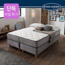 [비밀특가]NEW E호텔 양모 7존 독립스프링 매트리스(슈퍼싱글)