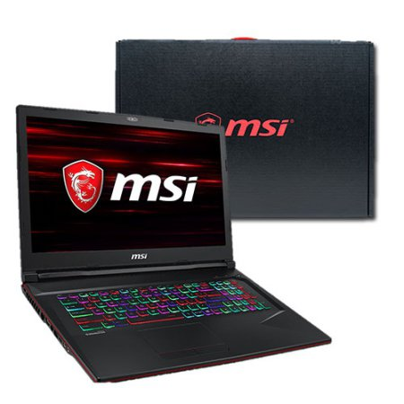 S+급 리퍼 코어i7 MSI GL73 지포스1050TI탑재 최강 게이밍노트북