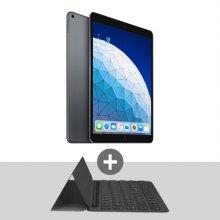 [키보드패키지] iPad Air 3세대 10.5 WIFI 64GB 스페이스 그레이 MUUJ2KH/A
