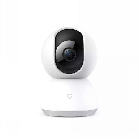 *L.POINT1천점*해외직구 미지아 360도 스마트 1080P 홈캠 MJSXJ01CM (글로벌) (세금/배송비포함)