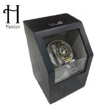 프리미어 싱글 와치와인더 HD009-Black 1구 명품 시계보관함