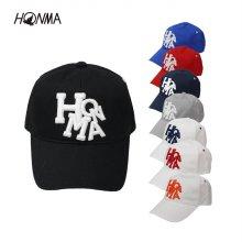 혼마골프 댄싱로고캡 831-315621 골프모자 골프용품 일본정품 국내발송
