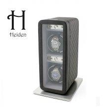모나코 더블 와치와인더 HD020-Black 2구 명품 시계보관함