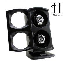 더블 와치와인더 G015-Black 신형 개별작동  하이덴 시계보관함