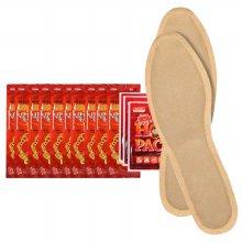 발열깔창 25세트 신발 방한 온열 발에 붙이는 발바닥 핫팩