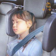 차량용 헤드레스트 쿠션 1입 카시트 목 베개