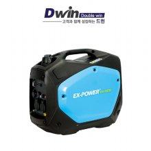 (오일증정) 이엑스파워 발전기 EGI-2500 2.2KW (4사이클)