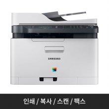 삼성 블랙/컬러 레이저 프린터[SL-C565FW][잉크포함/18ppm]
