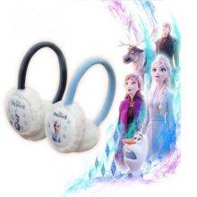겨울왕국2 LED 트윙클 아동용 방한 귀마개