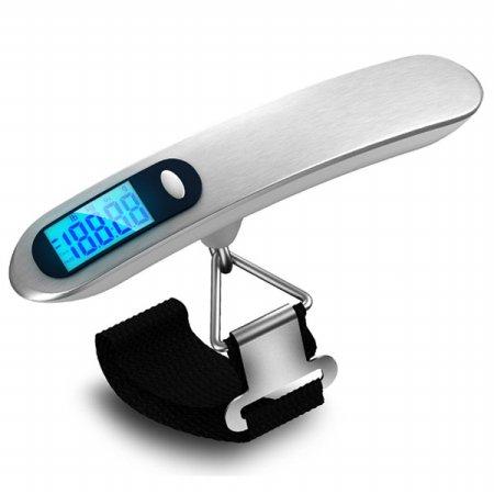 스윔어바웃 여행용 손저울 휴대용 저울 40kg 50kg