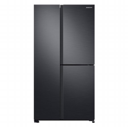 [최대혜택가 1,275,000원]양문형냉장고 RS63R557EB4 [635L]