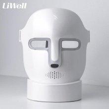 리웰 프리미엄 LED마스크 LMF-2000A 3파장 무선 개방형 피부관리