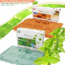 천연 면옥/면황토찜질팩 -면처리코팅 옥