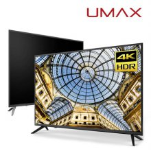 109cm UHD TV 무결점 A급패널 HDR/4K USB / UHD43S [스탠드형 자가설치]