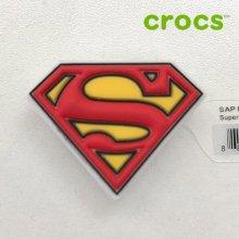 [크록스정품] 크록스 지비츠 /HQ- 10006905 / SUPERMAN LOGO 슈퍼맨로고