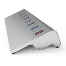 NEXT-319U3 USB3.0 + 퀵차지 8Port USB HUB / 5Gbps