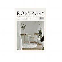 ROSY POSY 다이어리 스티커북 데코스티커 vol.1(20장)
