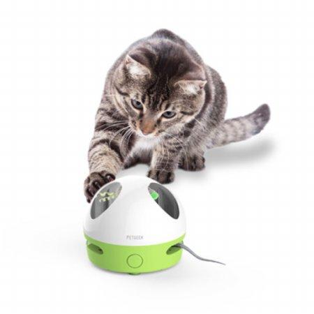 숨바꼭쥐 고양이 장난감 C97015G [캣닢 쥐 인형 / 찍찍 쥐 소리 / 효율적인 에너지]