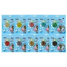 꼬메빔보 무향 버블솝플레이 100g 비누만들기(색상)