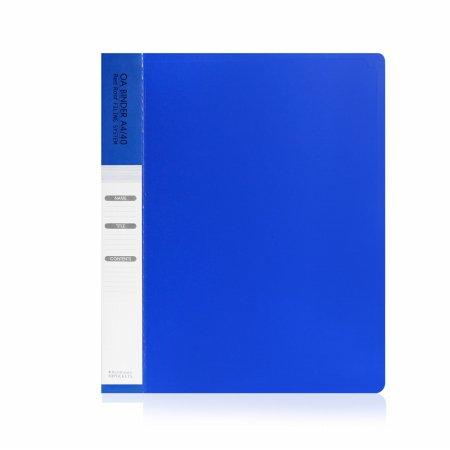 A4 40매 링 클리어화일 파랑(속지추가가능)