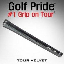 [골프프라이드]TOUR VELVET VTM-62X 45g 립 그립(블랙)-정품