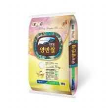 [19년산] 서안동농협 안동양반쌀 20kg/농협쌀/상등급/단일품종