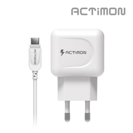 엑티몬 USB 9V 급속 QC 3.0 가정용 충전기(C타입)