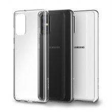1+1 핸드폰/휴대폰 투명케이스-갤럭시S20+ (2개)