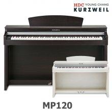 [리퍼]영창 커즈와일 디지털피아노 MP120 로즈우드