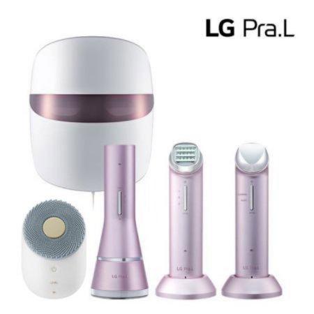 LG Pra.L 핑크 5종 세트(1A) PRALU5S1A.DKORLLK