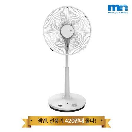 저소음 DC모터 선풍기 FK-35RDW1[ 5엽날개/ 35cm/ 12단계 바람조절]