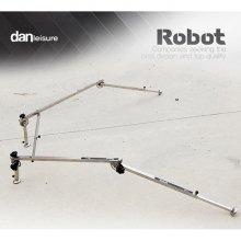 단레져 로봇 자립다리