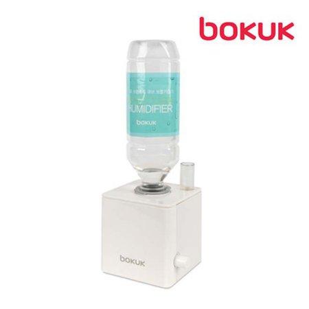 수분촉촉 큐브 보틀가습기 BKU-5057UB [최대5시간연속분무/ 분무량조절가능/ 초음파방식]