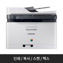 [단순변심 반품상품]삼성 블랙/컬러 레이저 프린터[SL-C565FW][잉크포함/18ppm]