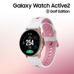 [예약판매]삼성 갤럭시 워치 액티브2 골프에디션 GPS 골프거리측정기(40mm/44mm) / L.POINT 5,000점 증정 / 2월 24일 순차발송