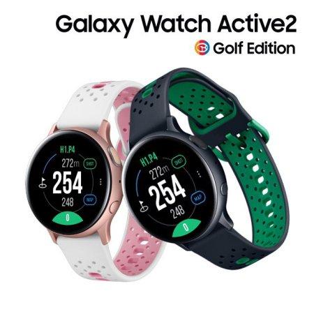 삼성 갤럭시 워치 액티브2 골프에디션 GPS 골프거리측정기 外