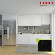 [키큰장업그레이드] 프리모S(+냉장고장/ㅡ자/-2.7m이하)